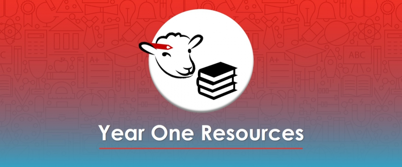 Year One Resources