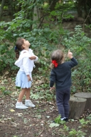Our forest school activities